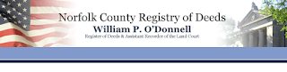 Register of Deeds O'Donnell Named 2017 Register of the Year