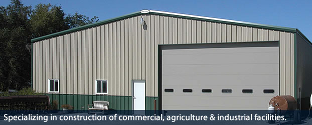 Industrial Steel Building &  civil construction