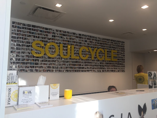 Soul Cycle Boston