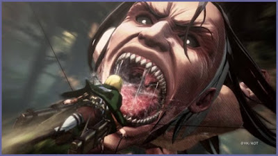 Gameplay Attack on Titan 2