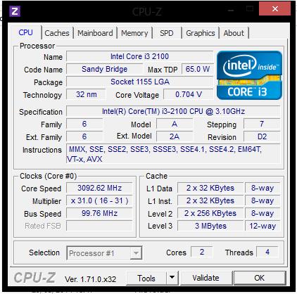 Cara mengecek spesifikasi komputer/ laptop
