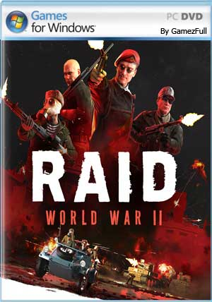 Descargar RAID World War 2 pc full español mega y google drive.