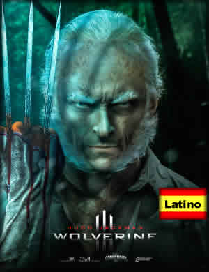 Blu-Ray Logan Wolverine Español Latino HD