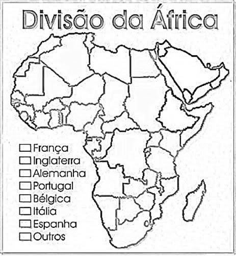 mapa da partilha História Pública: Partilha da África   Mapas mapa da partilha