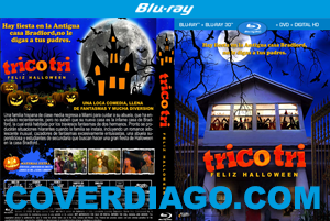 Trico Tri: Happy Halloween - BLURAY