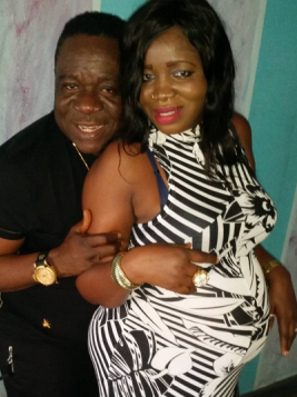mr ibu and wife