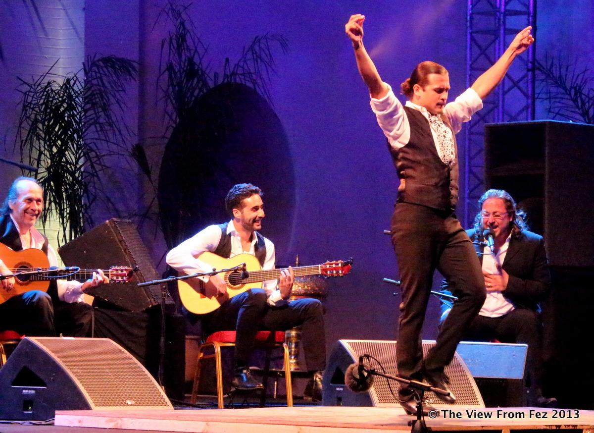 rencontre flamenco rumba