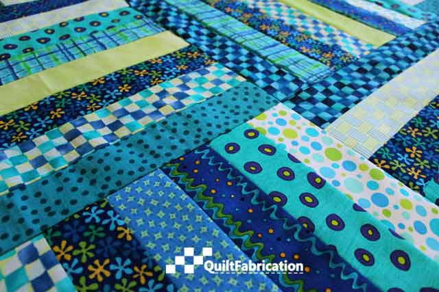 Summer Picnic quilt sneak peek