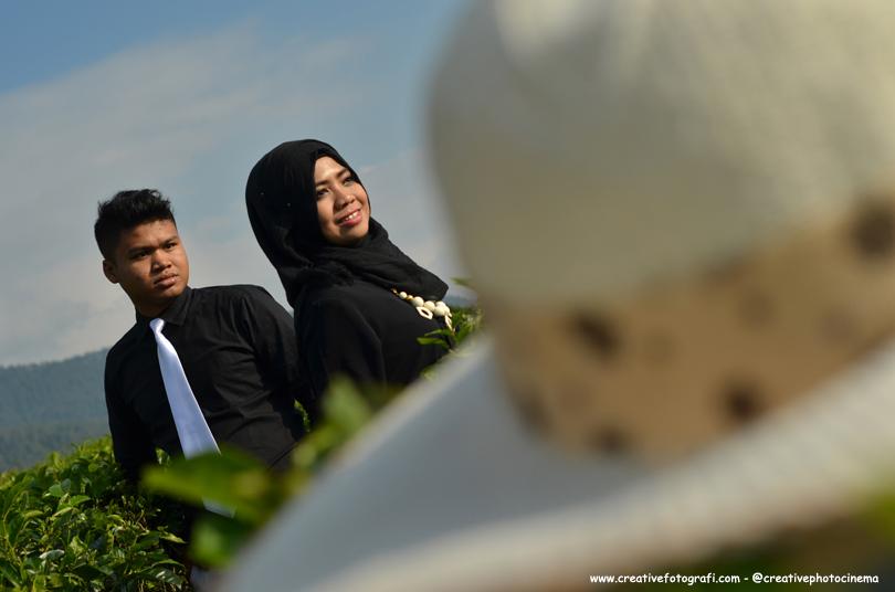 foto prewedding unik