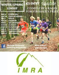MMRA Winter-Spring Trail League...Jan - Apr 2018