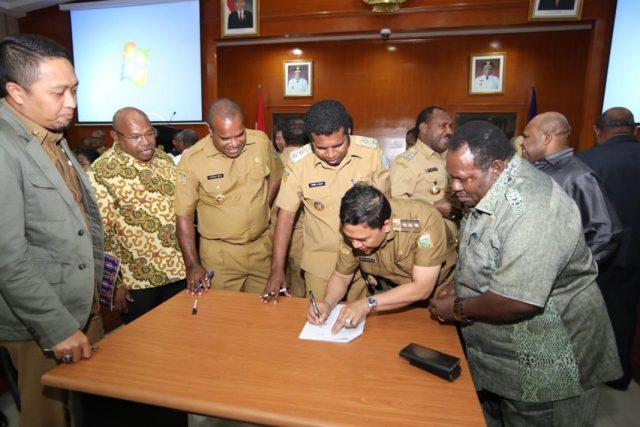 29 Kabupaten-Kota se-Papua Resmi Tolak Penerimaan CPNS Sistem Online