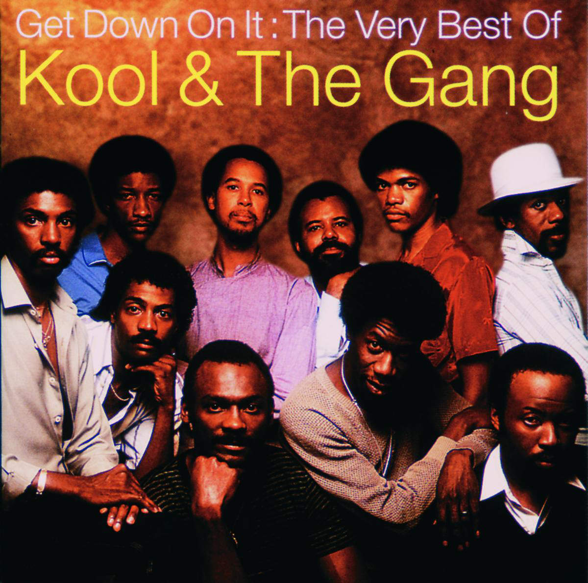 Retro iTunes Plus: Kool & the Gang - Get Down On It: The Very Best