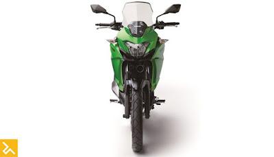 2017 Kawasaki Versys-X 300 front view image