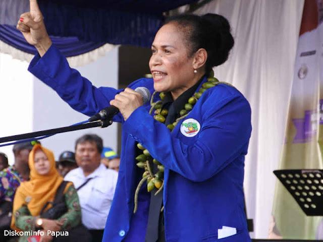 KAPP Siap Dukung Lukas Enembe Memajukan Ekonomi Papua