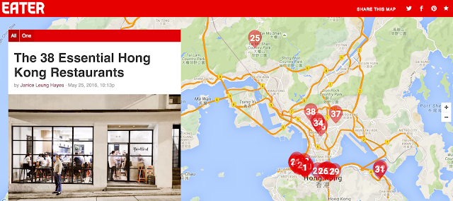 Eater Best Restaurants in Hong Kong