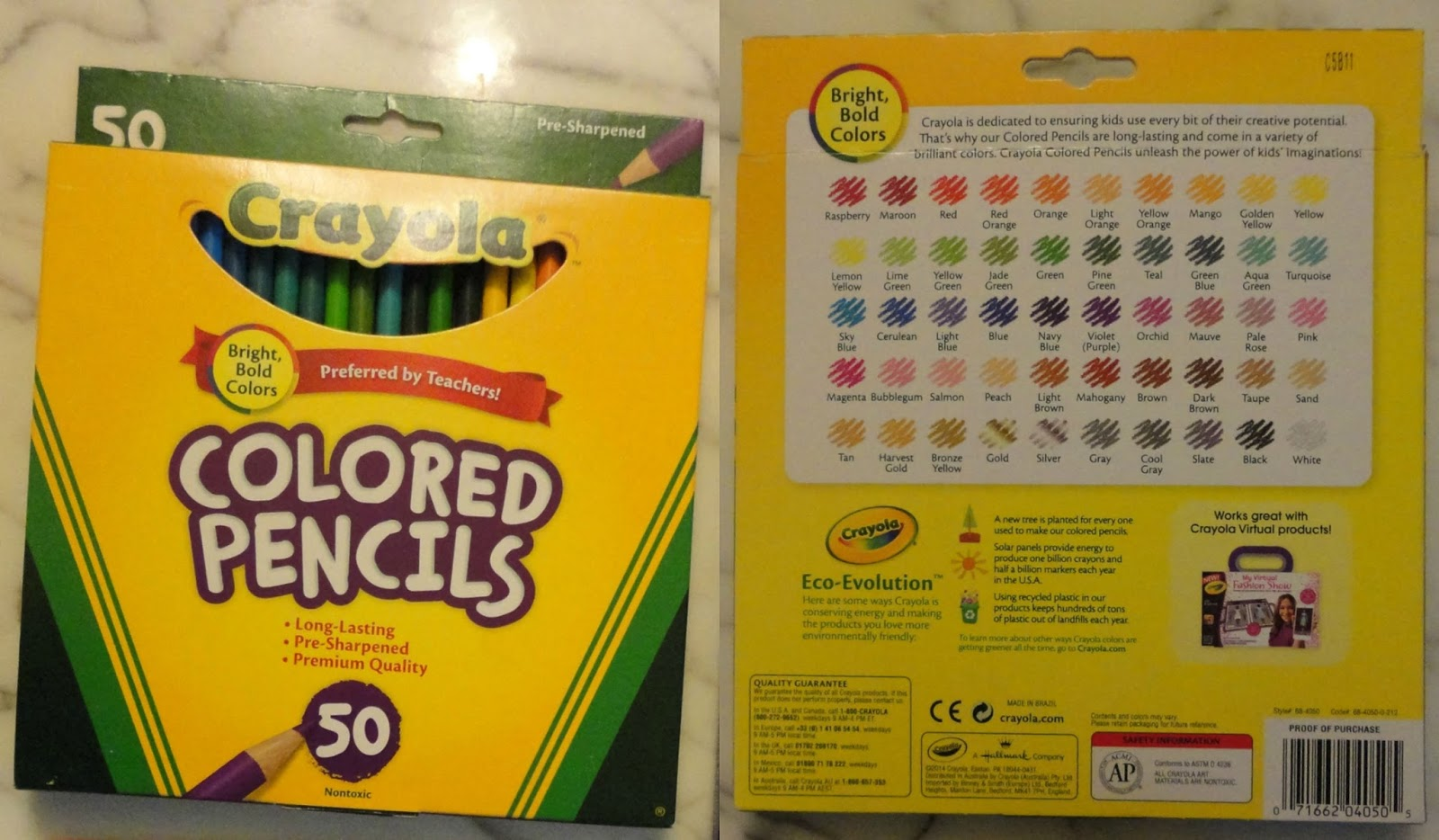 Victorian soul book critiques color me happy an unofficial guide crayola colored pencils 50 count nvjuhfo Image collections