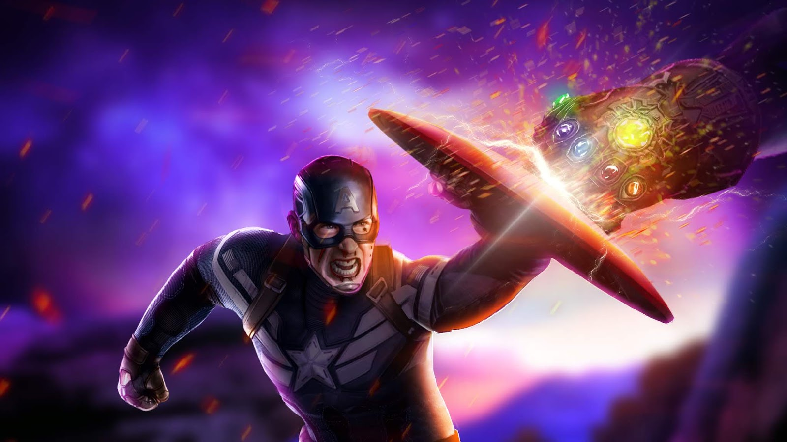 Avengers End Game Wallpapers In Hd 4k Ft Captain America Iron Man