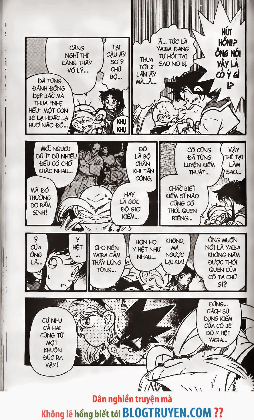 Yaiba chap 238 trang 4