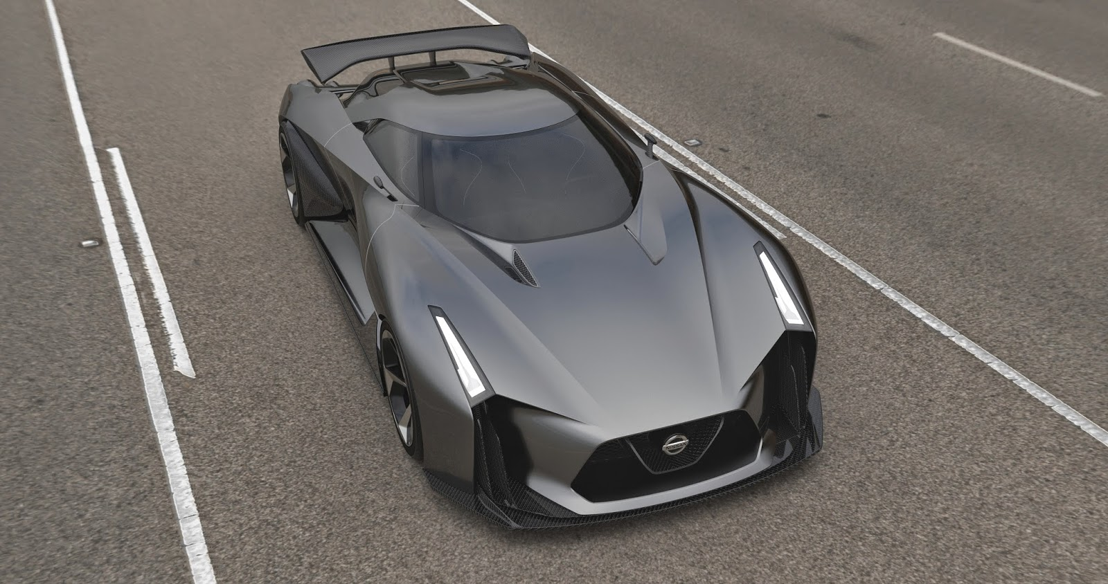 voiture du futur concept 2020 vision gran turismo la voiture de sport du futur par nissan. Black Bedroom Furniture Sets. Home Design Ideas