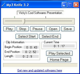 download Mp3 Knife 3.2