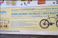Logo Mulino Bianco Cornetti 2018: vinci ogni giorno 1 bici elettrica! Anticipazione.