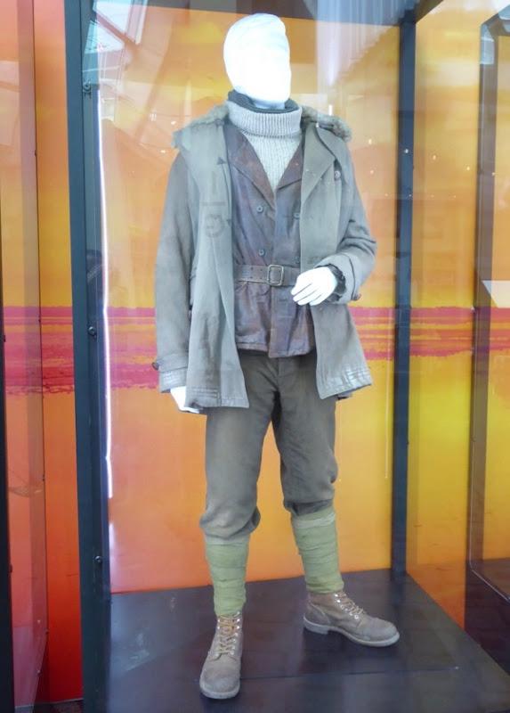 Steve Trevor Wonder Woman movie costume