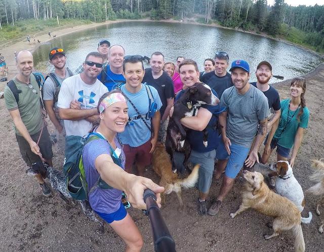 Dog Lake, Millcreek Canyon