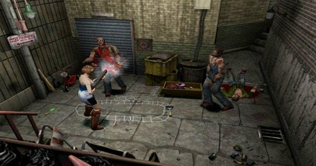 Resident Evil 3: Nemesis PSX ISO Download   Fully PC Games & More ...