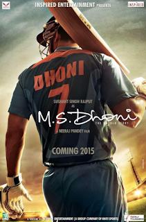 M.S. Dhoni The Untold Story 2016 Hindi 720p