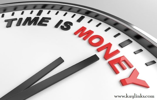 Most of us value our money more than the time but the truth is that nothing is as valuable as time. It is time which gives us money; prosperity and happiness however nothing in this world can give time.