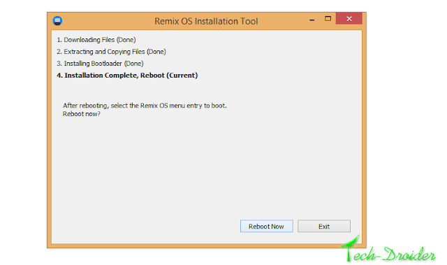 How to Install Remix Os Beta With Windows [ Dual Boot ]