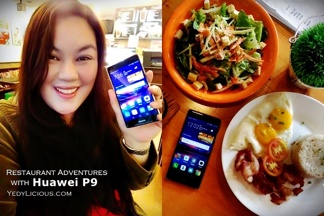 Restaurant Adventures Mobile Food Photography Using Huawei P9, Antipolo Food Trip Blog Series with Huawei P9 Mobile Phone, Huawei P9 Blog Review Camera Sample Photos YedyLicious Manila Food Blog Yedy Calaguas