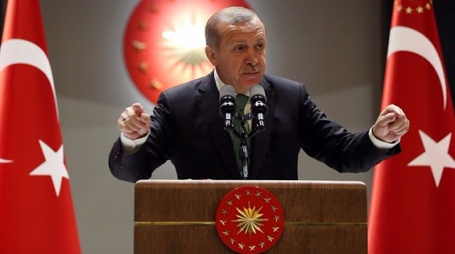 Recep Tayyip Erdoğan Katar Krizi