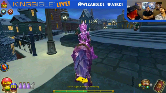 Wizard101 Polaris