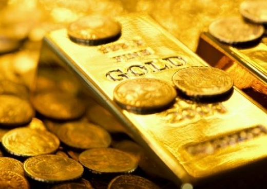 The amount of gold Albanian Bank has hidden in its tunnels