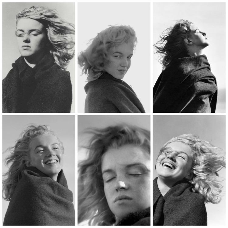 Marilyn Monroe at 20