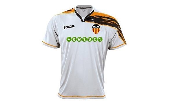 EMPIEZA EL ESPECTACULO  Camiseta no oficial Valencia CF 2011 2012 6607c93079953