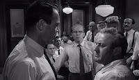 12 hombres sin piedad - el fancine - ÁlvaroGP - Cine y Justicia - Cine en blanco y negro