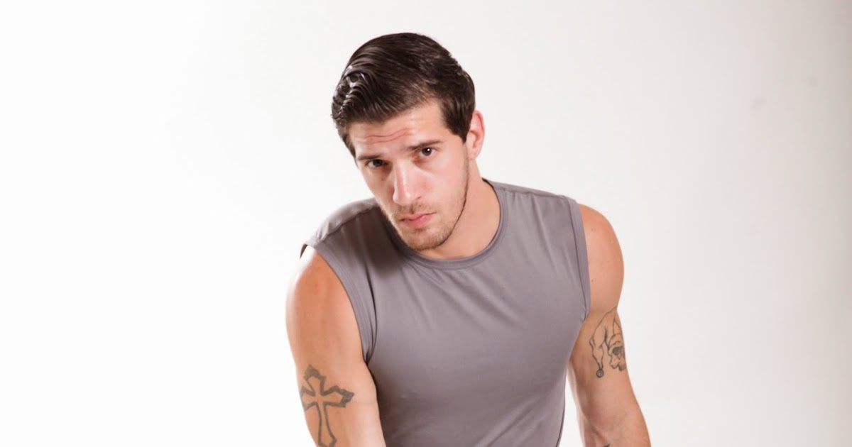 Hall of Hot Men: ICON MALE: TY RODERICK