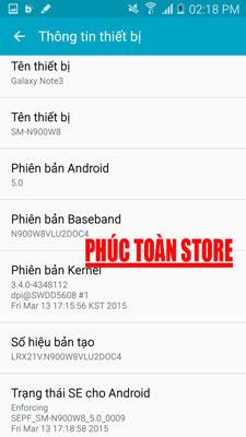 Tiếng Việt Samsung N900W8 alt