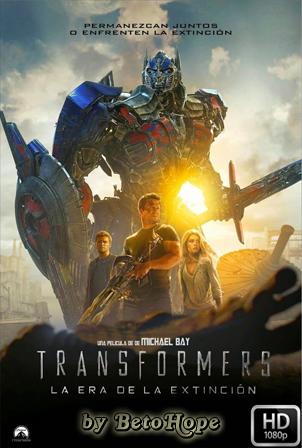Transformers 4: La Era de la Extincion [2014] HD 1080P Latino [Google Drive] GloboTV