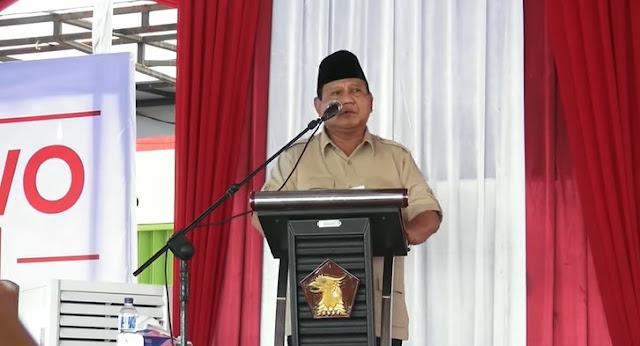 Prabowo Dipolisikan Warga Boyolali, Disebut Gara-gara Pidato SARA Ini, Lihat Videonya