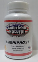ameriprost, treatment of prostatitis