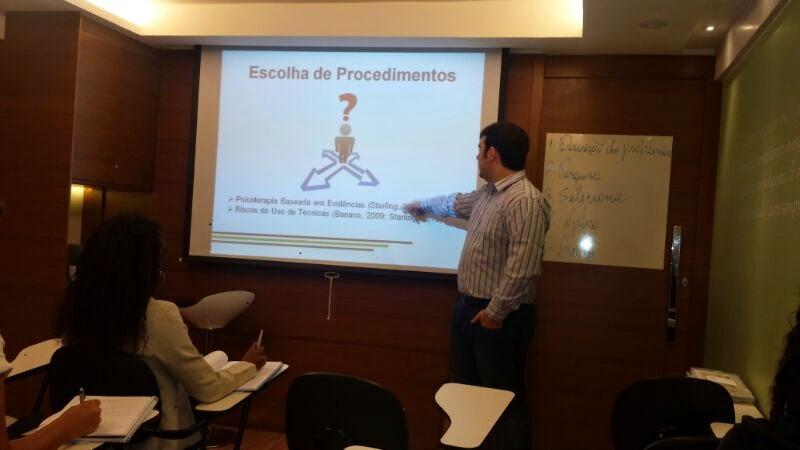 Workshop em Brasília - Métodos de Avaliação e Treinamento das Habilidades Sociais 29