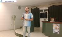 Palestra de Robson Santos