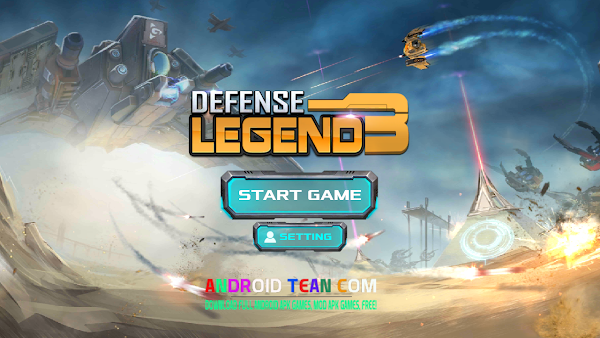 Defense Legend 3: Future War 2.3.8.2 Apk + Mod Money