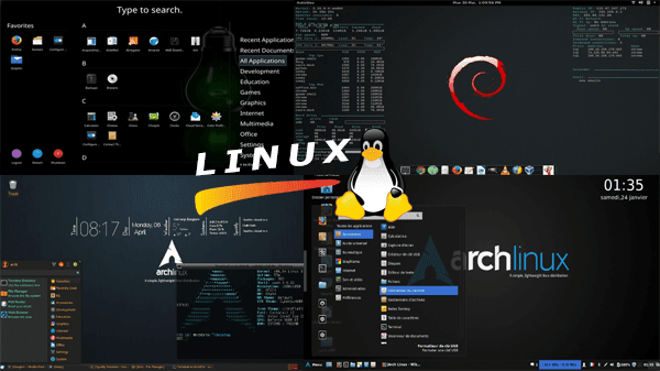 Top 10 linux distributions for all devices 2019 free