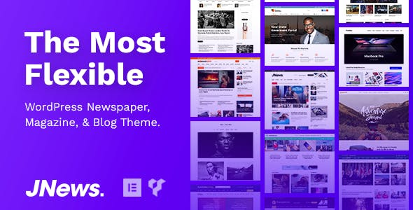 JNews - WordPress Newspaper Magazine theme