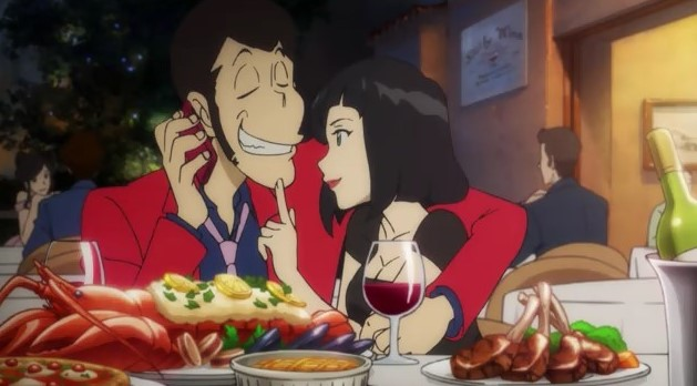 Lupin III: Part V – Episódio 12