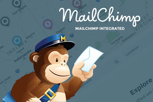 Formularios de suscripción personalizados para MailChimp